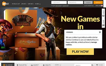 Screenshot 3 188BET Casino