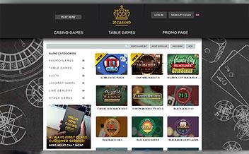 Screenshot 2 21 Casino