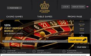 Screenshot 1 21 Casino