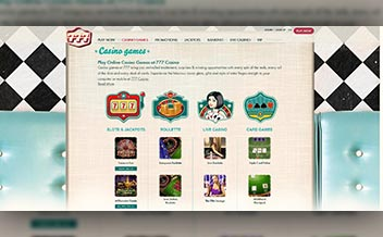 Screenshot 3 777 Casino