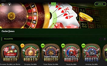 Screenshot 4 888 Casino