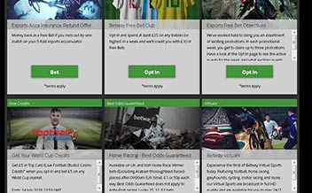 Screenshot 3 Betway Casino