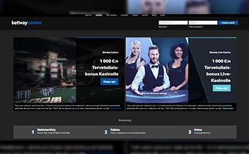 Screenshot 2 Betway Casino
