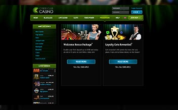 Screenshot 3 Cyber Club Casino