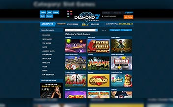 Screenshot 4 Diamond 7 Casino