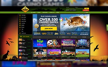 Screenshot 4 GDay Casino