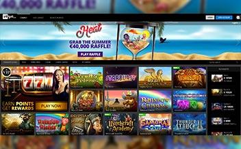 Screenshot 4 Hopa Casino