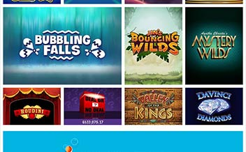 Screenshot 2 Jackpotjoy Casino
