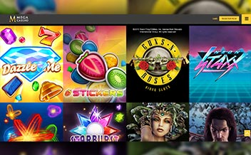 Screenshot 4 Mega Casino
