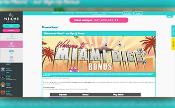 Screenshot 4 Miami Dice Casino