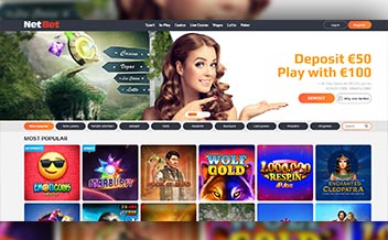 Screenshot 4 NetBet Casino