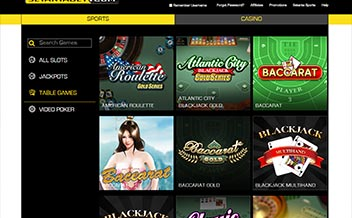 Screenshot 3 SetantaBet Casino