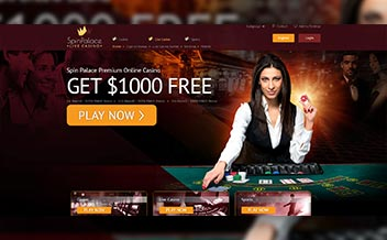 Screenshot 4 Spin Palace Casino