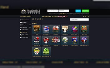 Screenshot 4 Vegas Crest Casino