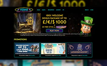 Screenshot 4 Vegas Mobile Casino