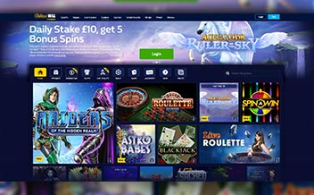 Screenshot 4 William Hill Casino