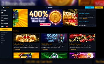 Screenshot 3 Winward Casino