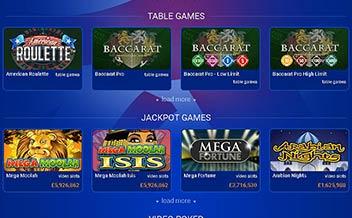 Screenshot 3 All British Casino