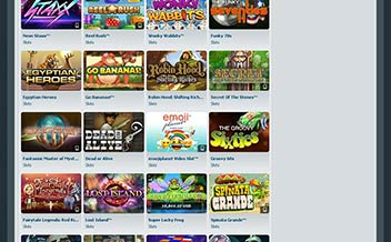Screenshot 1 Bet-at-home Casino