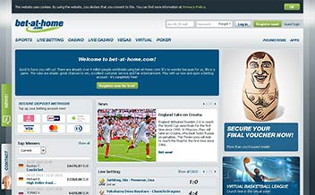 Screenshot 3 Bet-at-home Casino