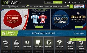 Screenshot 4 BetBoro Casino