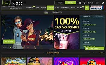 Screenshot 3 BetBoro Casino