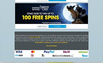 Screenshot 3 BetBright Casino