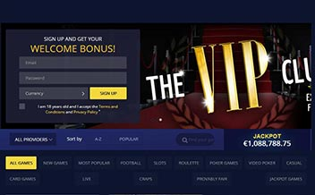 Screenshot 3 BetChain Casino