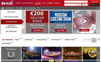 Screenshot 3 BetClic Casino