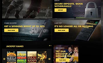 Screenshot 4 BetHard Casino
