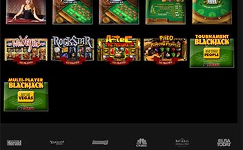 Screenshot 4 BetOnline Casino