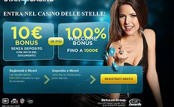 Screenshot 1 Betsson Casino