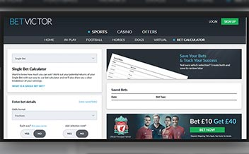 Screenshot 3 Betvictor Casino
