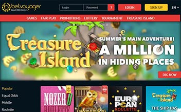 Screenshot 4 BetVoyager Casino