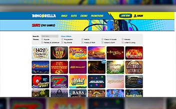 Screenshot 3 Bingorella Casino