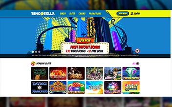 Screenshot 4 Bingorella Casino