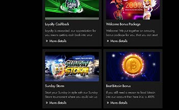 Screenshot 1 Black Diamond Casino