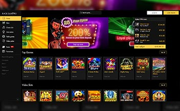 Screenshot 4 Black Diamond Casino
