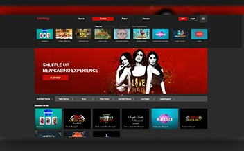 Screenshot 1 Bodog Casino