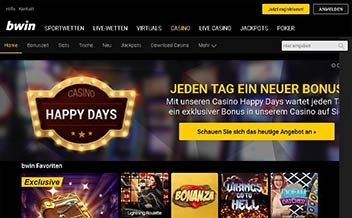 Screenshot 4 bwin Casino