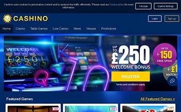 Screenshot 4 Cashino Casino