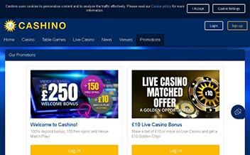 Screenshot 3 Cashino Casino
