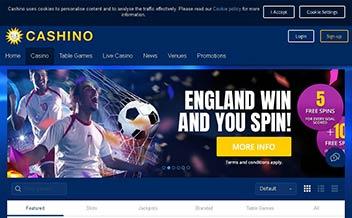 Screenshot 2 Cashino Casino