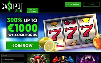 Screenshot 2 Cashpot Casino