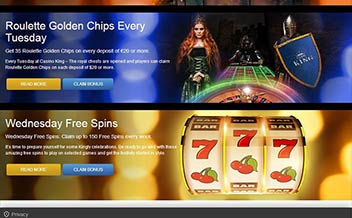 Screenshot 1 Casino King