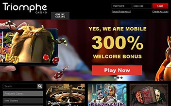 Screenshot 3 Casino Triomphe