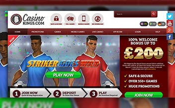 Screenshot 1 Casino Kings