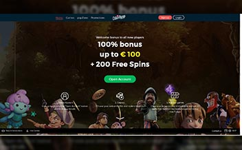 Screenshot 1 CasinoPop