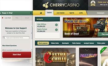 Screenshot 4 Cherry Casino