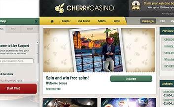 Screenshot 3 Cherry Casino